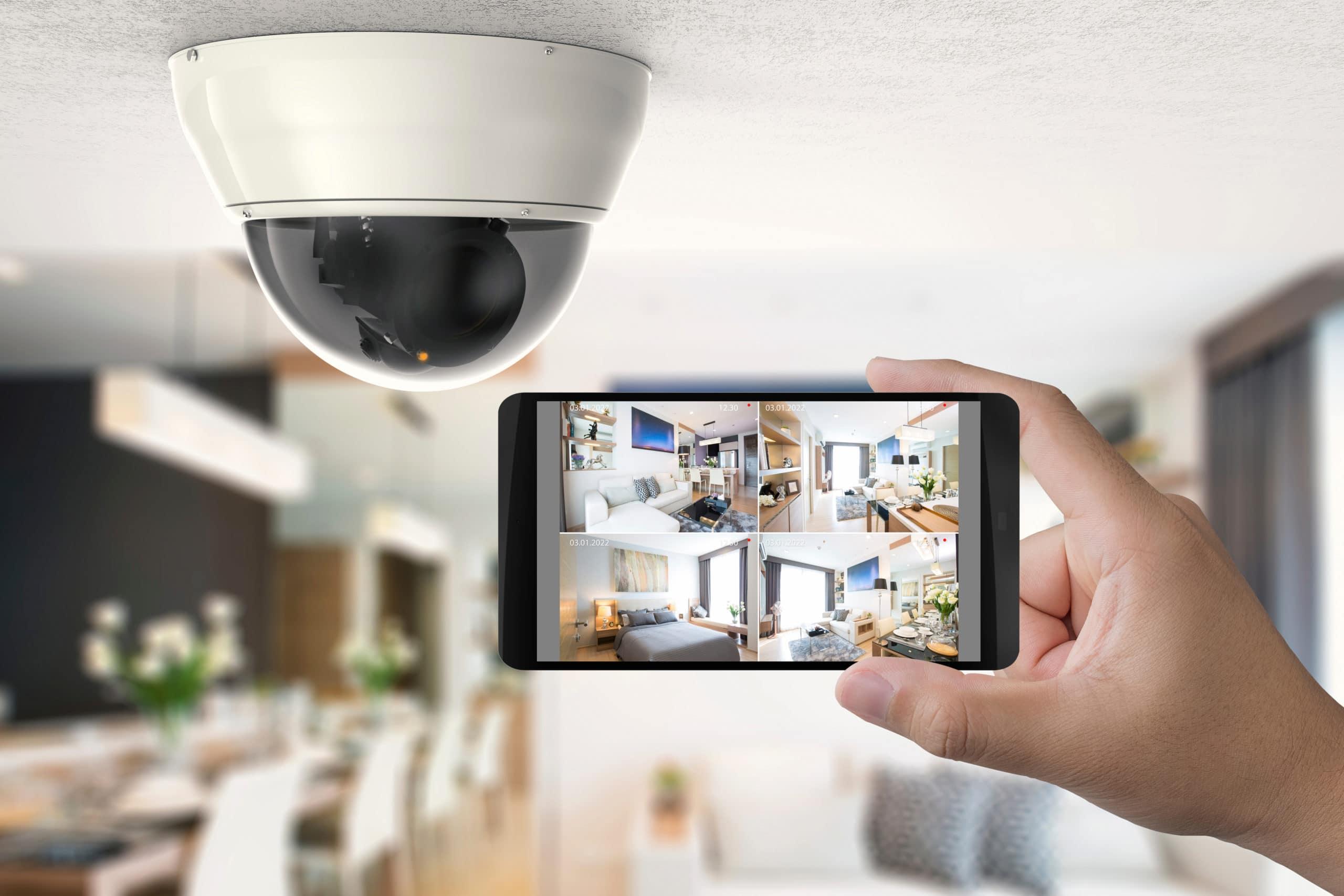 vidéo surveillance maison